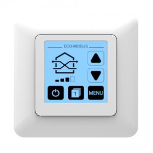 SmartFan valdikliai